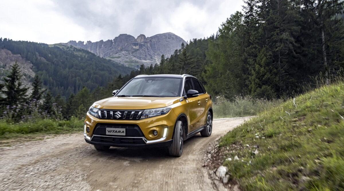 Suzuki sarà Auto Ufficiale del Festival della Canzone Italiana 2021 a Sanremo