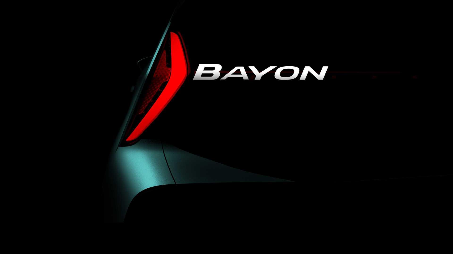 Hyundai Bayon, l'anteprima mondiale si segue qui il 2 marzo