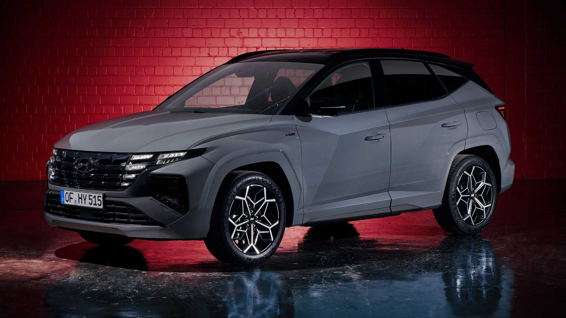 Hyundai Tucson, tutto sull'allestimento sportivo N Line