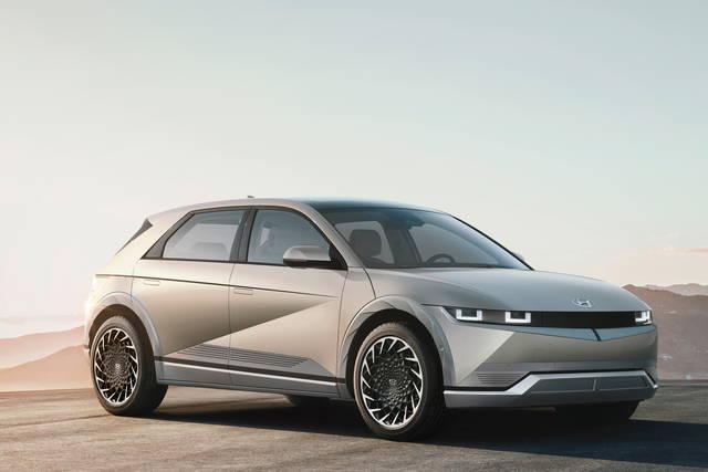 """Hyundai Ioniq 5, la prima di una nuova serie di auto """"verdi"""""""
