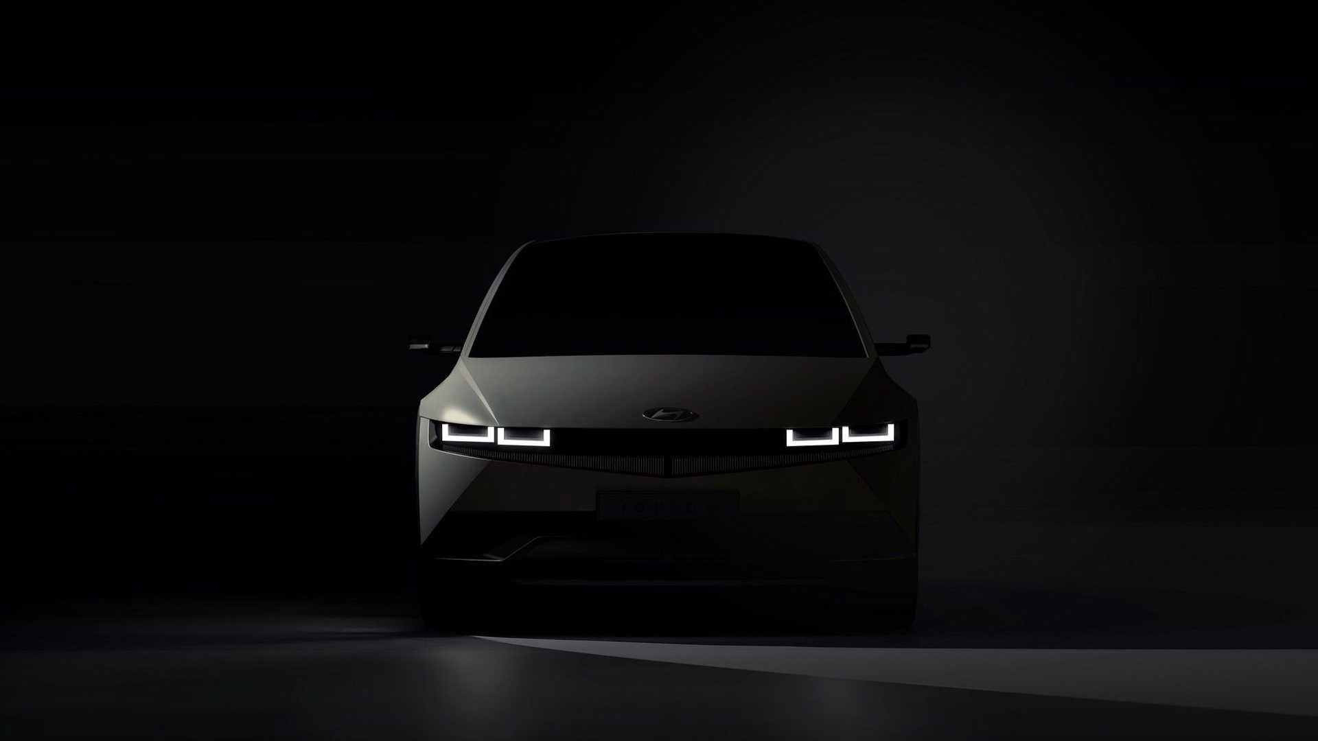 Hyundai Ioniq 5, il SUV elettrico da 550 km si svela un po' di più