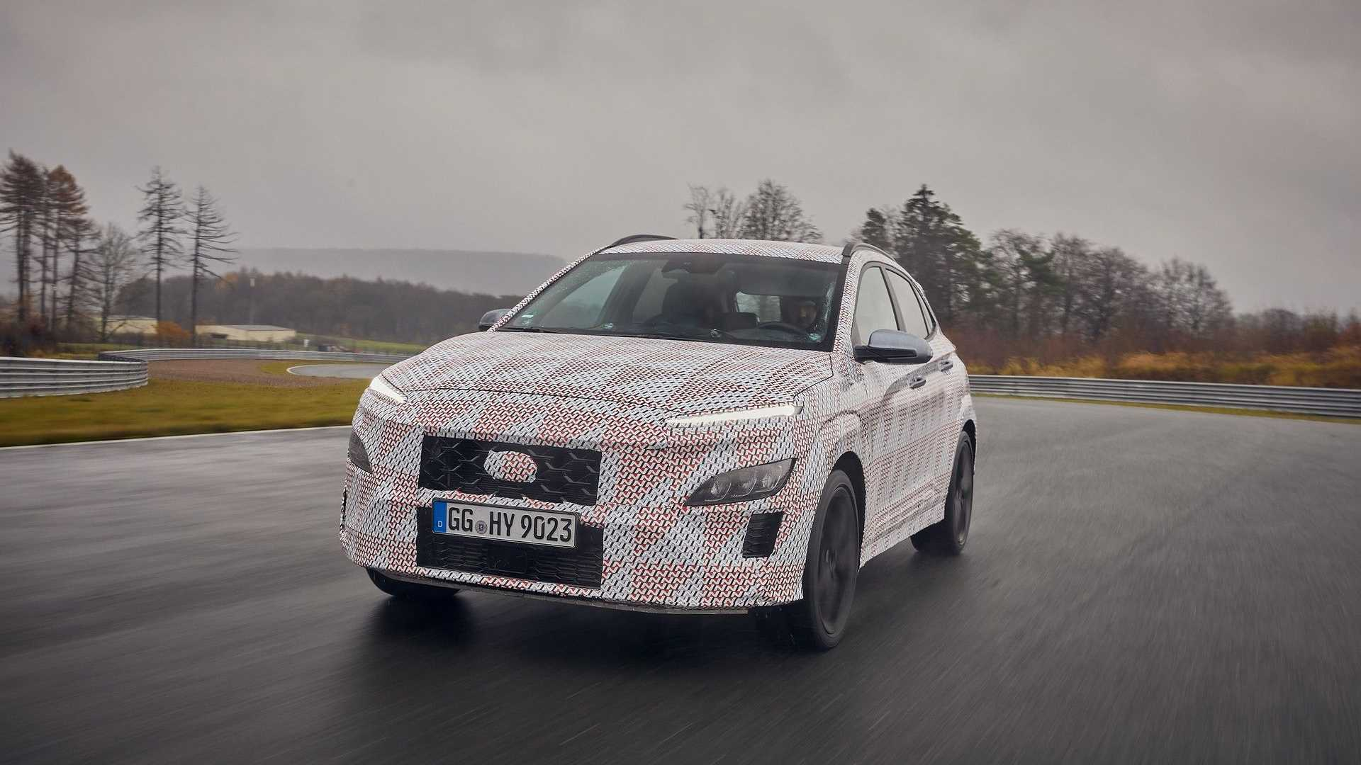 Hyundai Kona N, il SUV col motore 2.0 turbo è quasi pronto