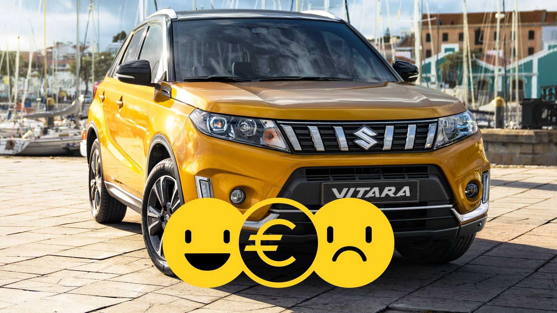 Promozione Suzuki Vitara Hybrid, perché conviene e perché no