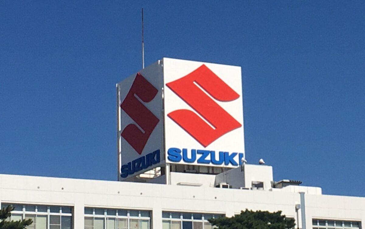 la carriera del presidente di Suzuki