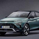 la baby crossover della Hyundai