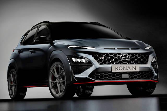 Hyundai Kona N: la famiglia si allarga