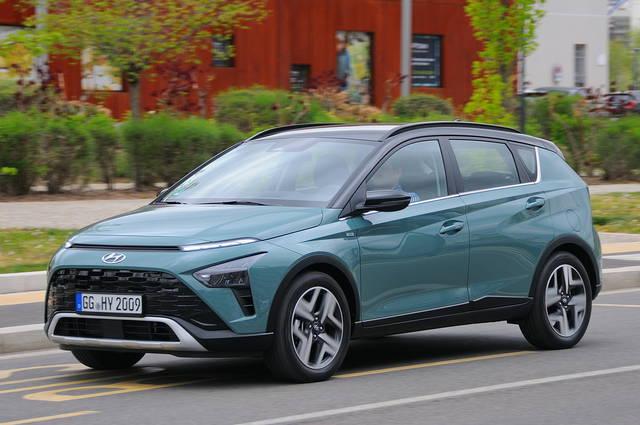 Hyundai Bayon: l'abbiamo già guidata