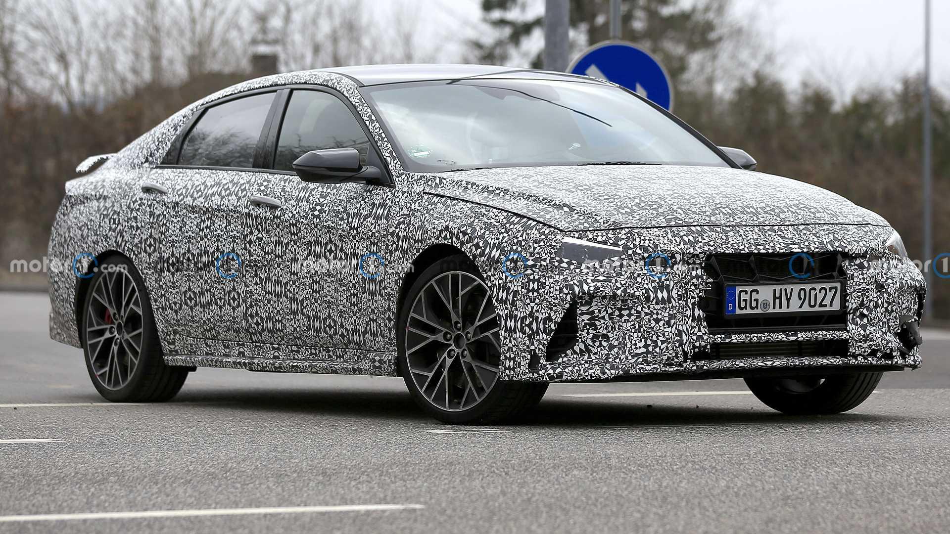 La Hyundai Elantra potrebbe arrivare anche in Europa