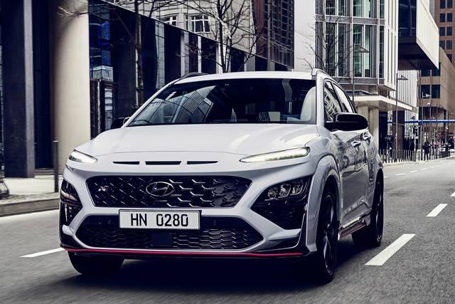 Hyundai Kona N: che cattiveria la piccola
