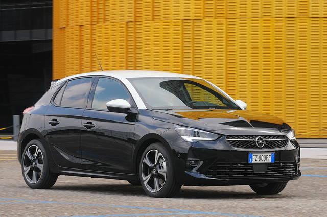 Prova Opel Corsa scheda tecnica opinioni e dimensioni 1.2 turbo 131 CV GS Line AT8