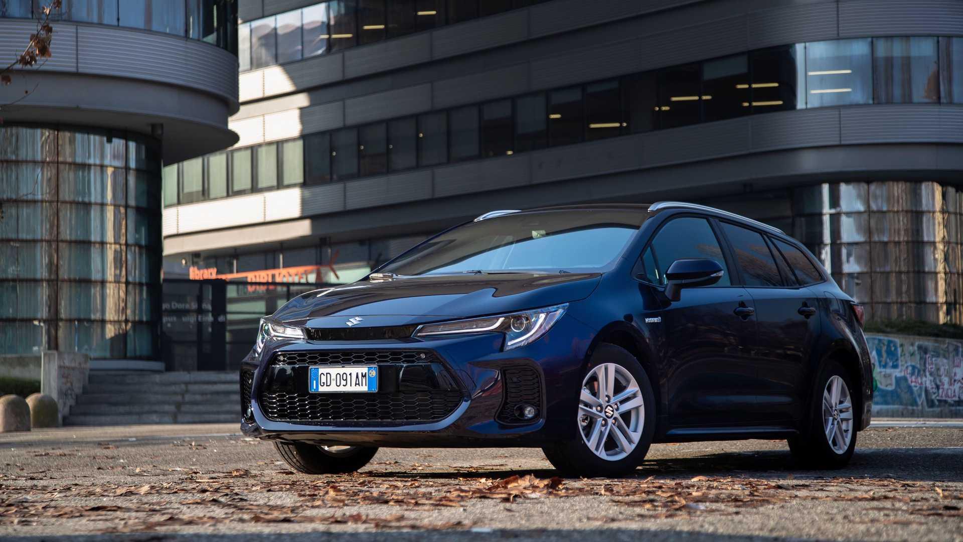 Suzuki, la garanzia sul sistema ibrido arriva fino a 10 anni