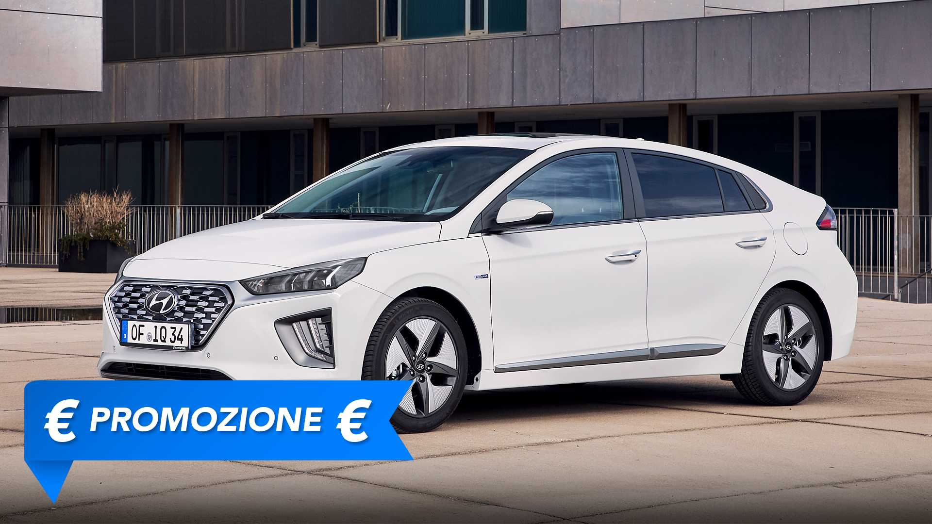 Promozione Hyundai Ioniq, perché conviene e perché no
