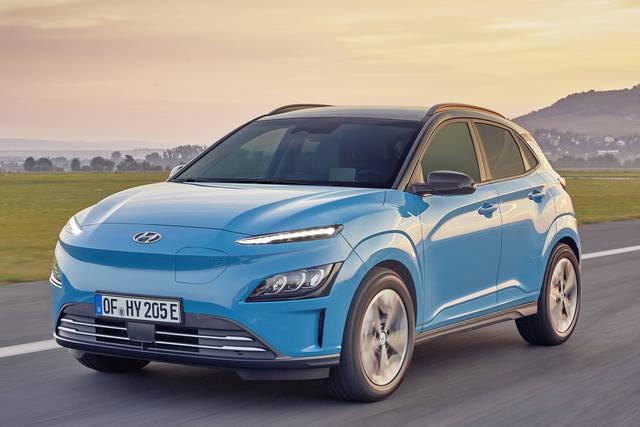 Hyundai Kona prova, scheda tecnica, opinioni e dimensioni Electric 64 kWh XClass