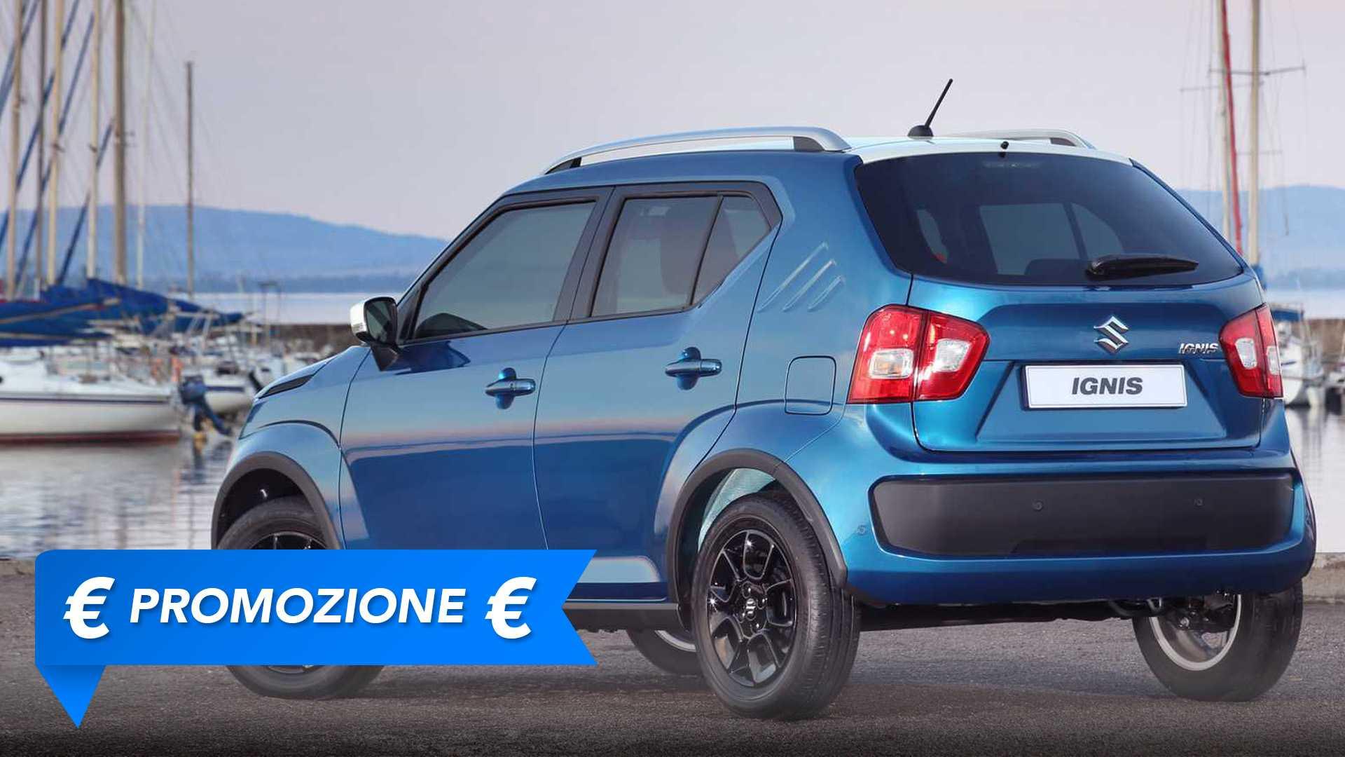 Promozione Suzuki Solutions, perché conviene e perché no