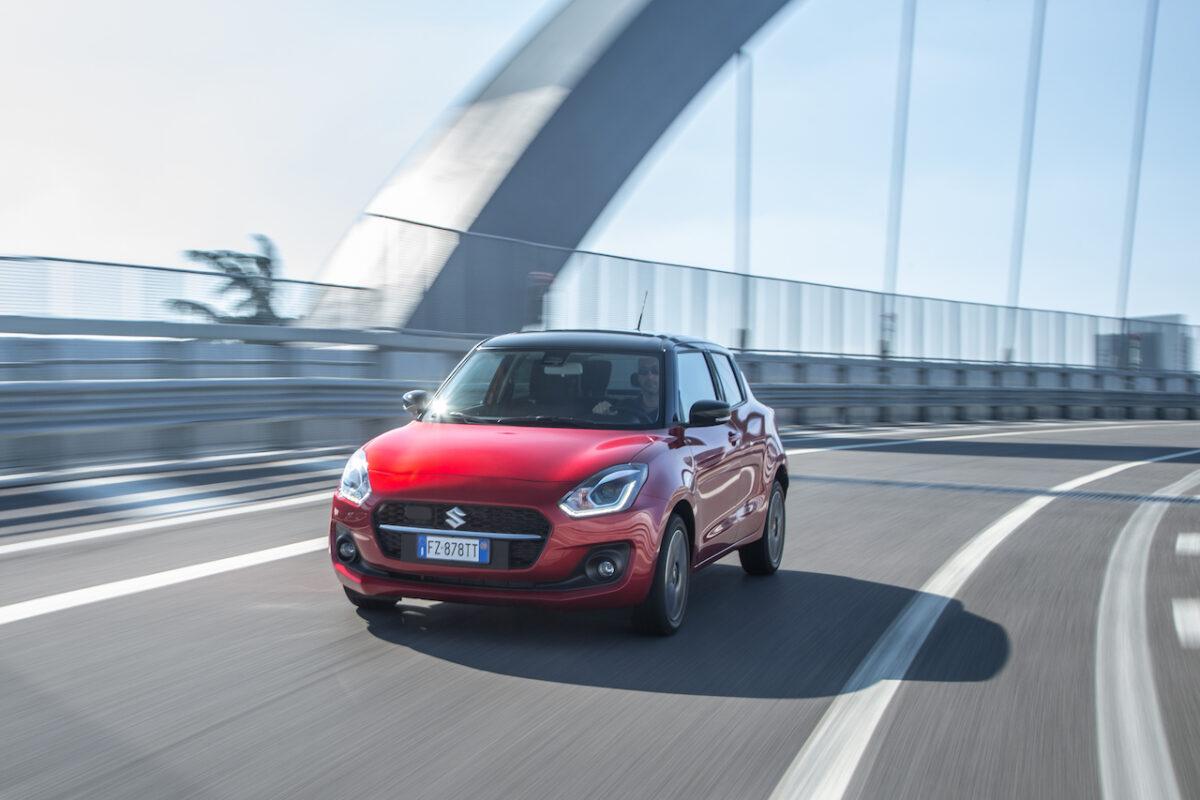 le auto ed il finanziamento Suzuki Solutions