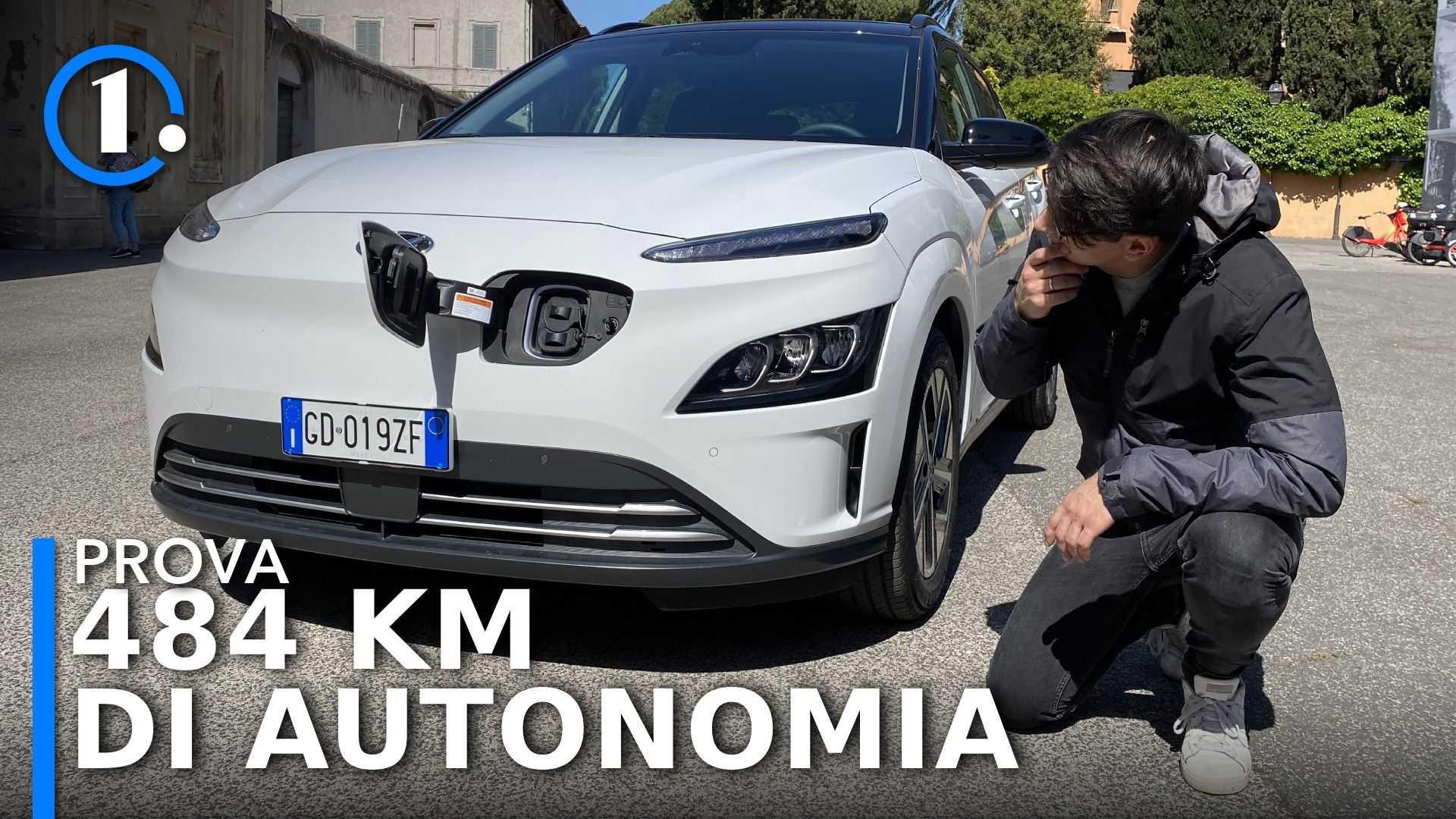 Hyundai Kona Electric (2021), la nostra prova su strada