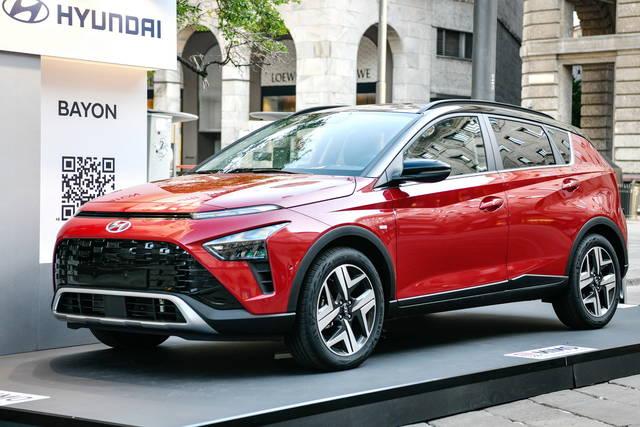 La Hyundai al MIMO 2021