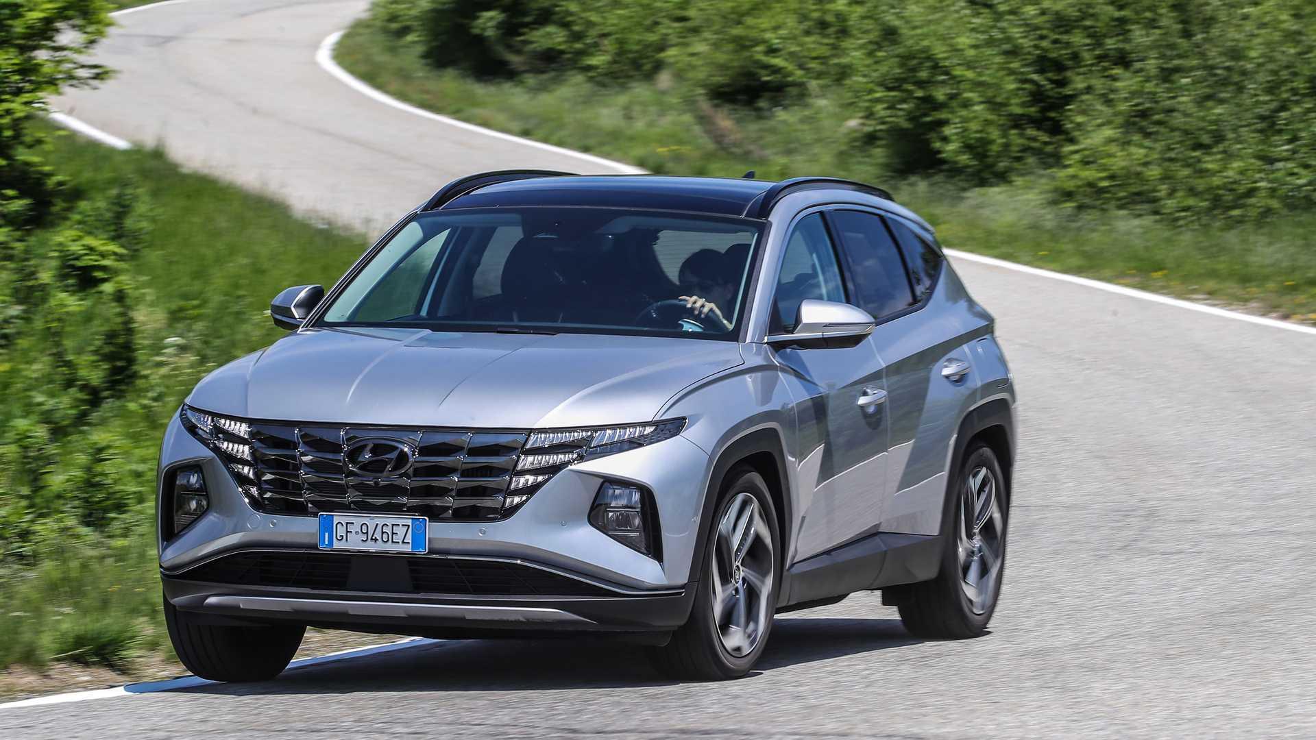 Hyundai Tucson, prova dell'ibrida plug-in da 265 CV e 44.500 euro