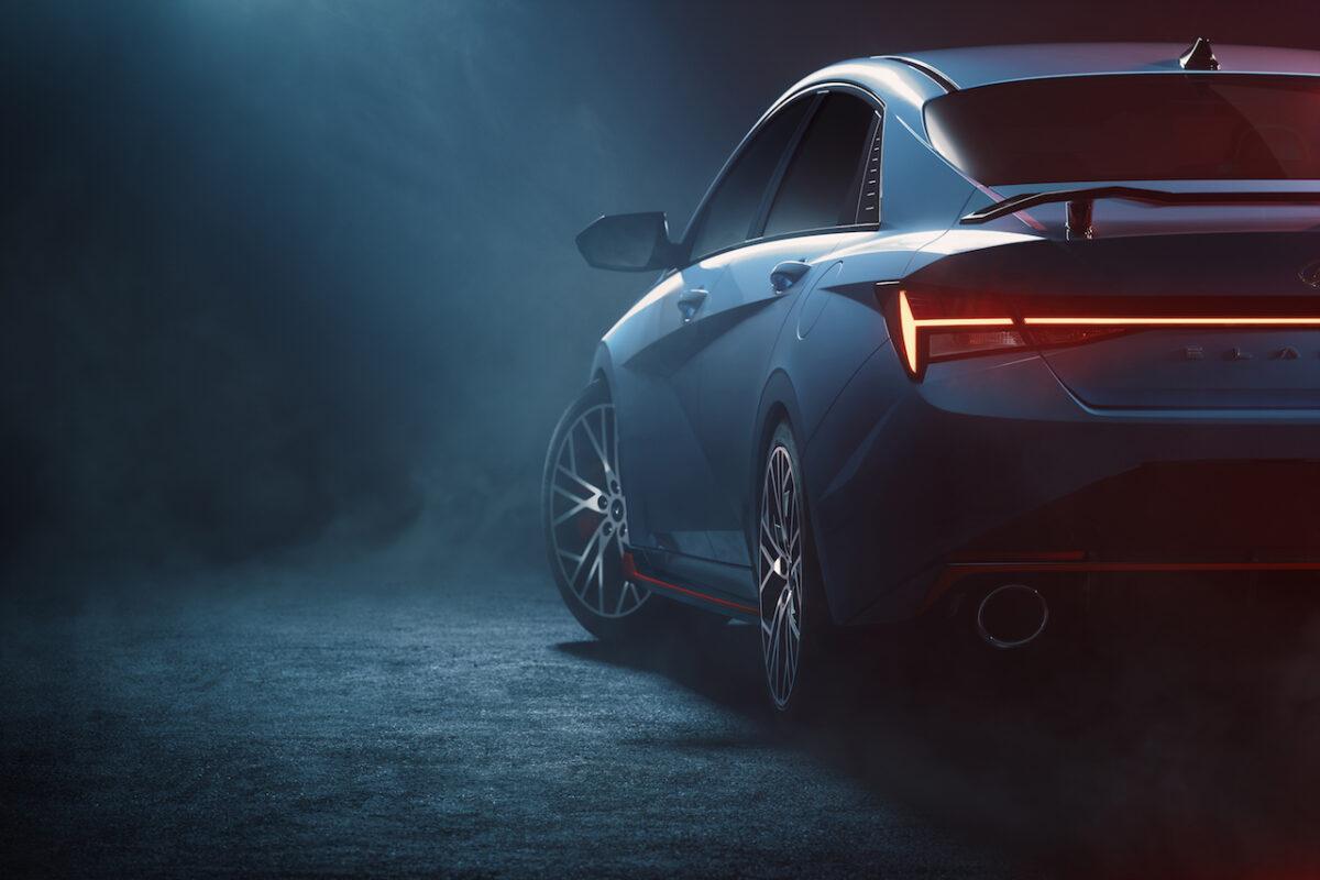 Hyundai Elantra N 2021: caratteristiche, motori e uscita