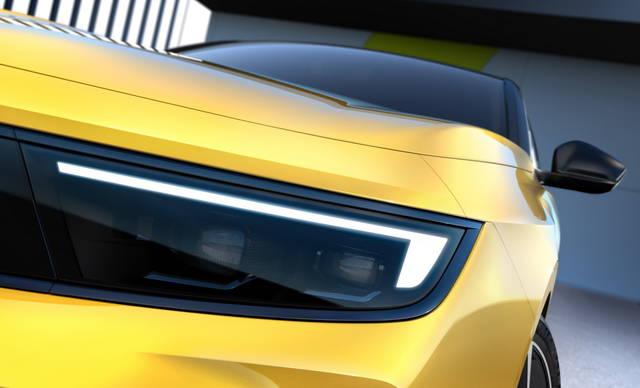 Opel Astra 2021: manca poco al debutto