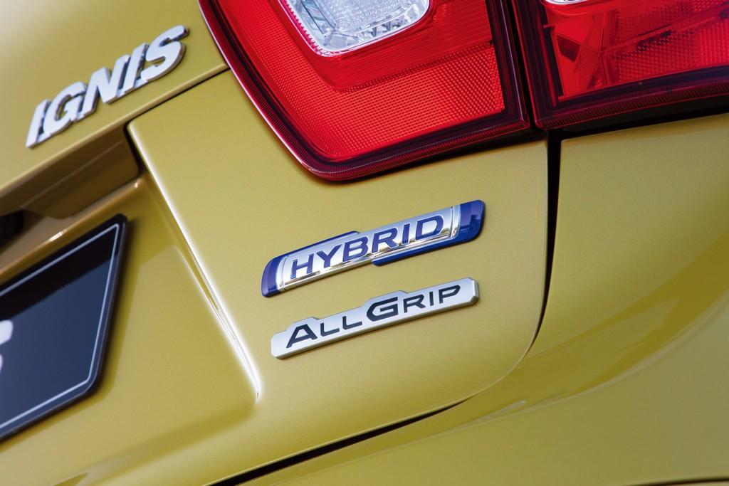 Suzuki: una gamma 100% ibrida