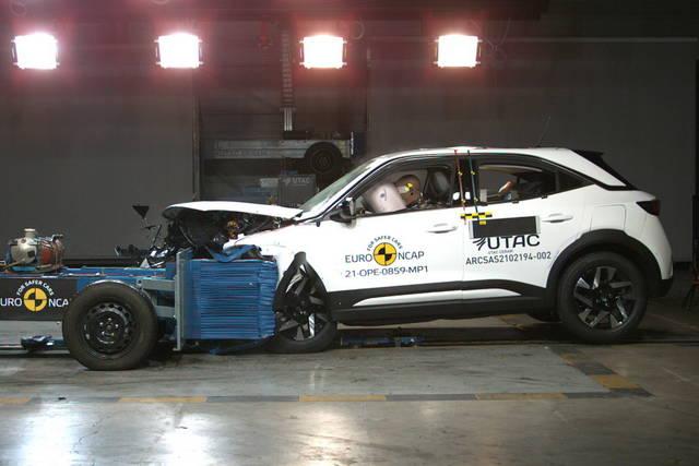 Test Euro Ncap per Renault Kangoo e Opel Mokka