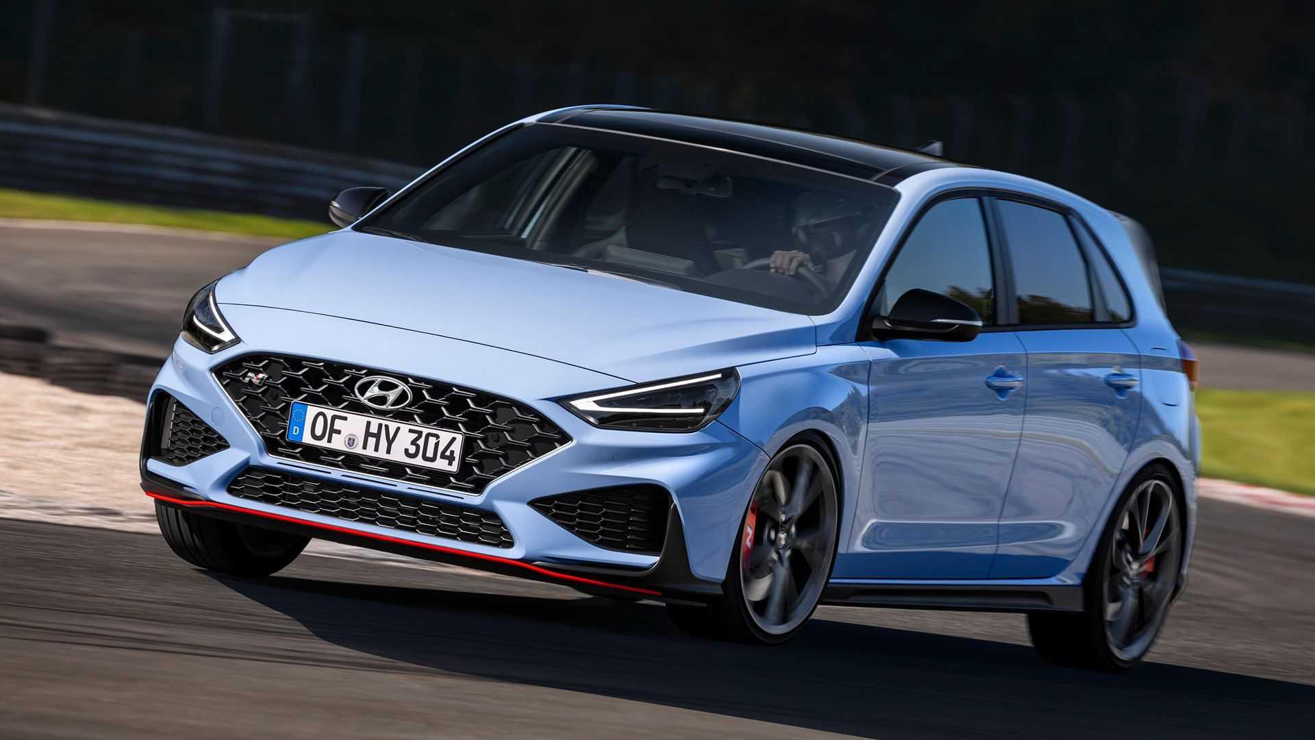 Hyundai lancia un concorso per guidare la i20 N e la i30 N a Monza