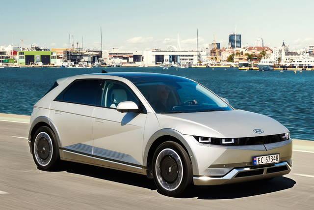 Hyundai Ioniq 5 prova, scheda tecnica, opinioni e dimensioni 72.6 kWh Evolution AWD