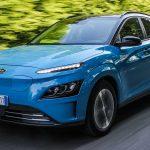 La Hyundai Kona elettrica fa il record di autonomia in città