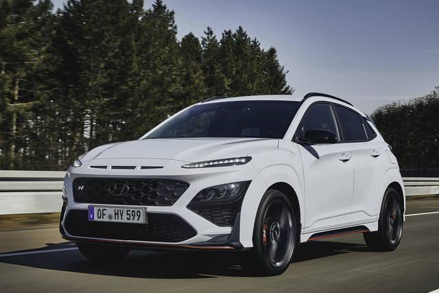 Hyundai Kona prova, scheda tecnica, opinioni e dimensioni 2.0 T-GDI N Performance