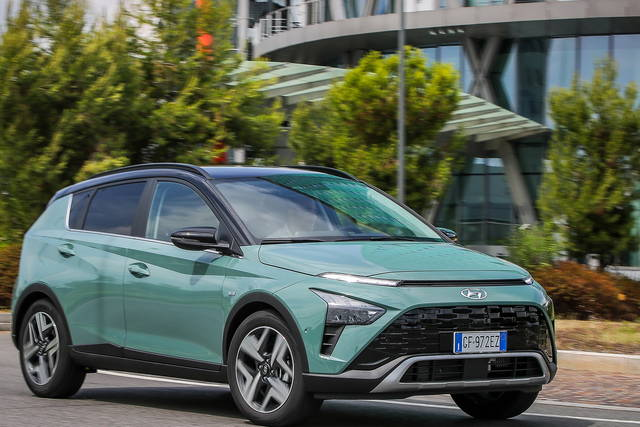 Hyundai Bayon: annunciati i prezzi