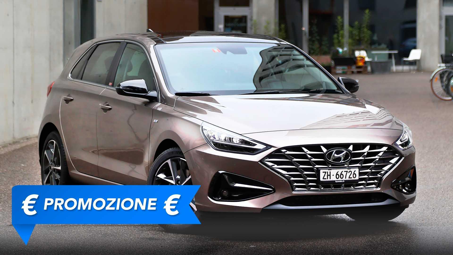 Promozione Hyundai i30 ibrida, perché conviene e perché no