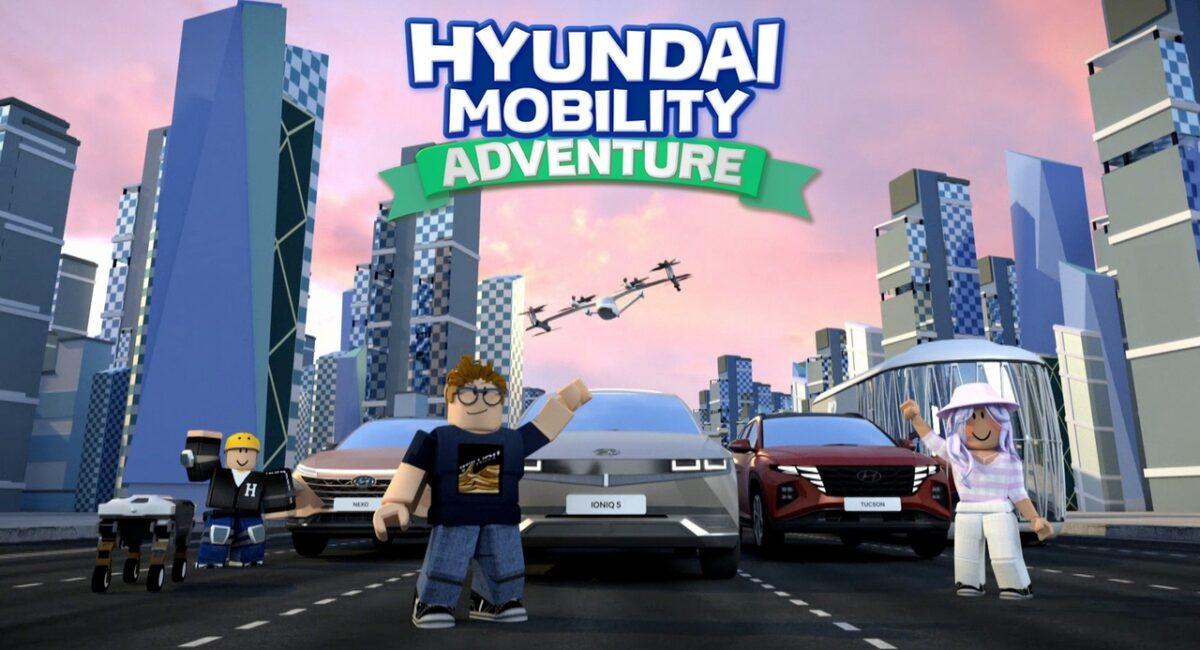 Hyundai apre un proprio spazio su Roblox