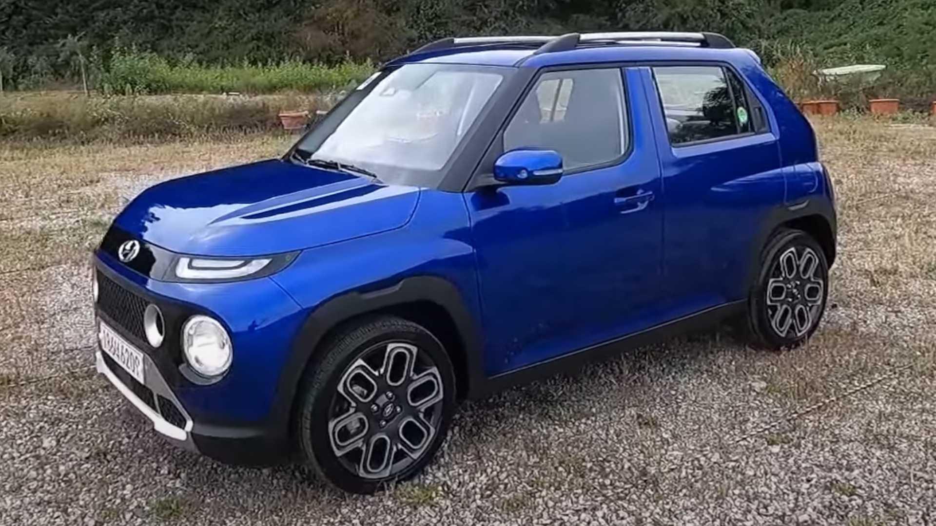Prima video prova di Hyundai Casper, micro SUV non per l'Europa