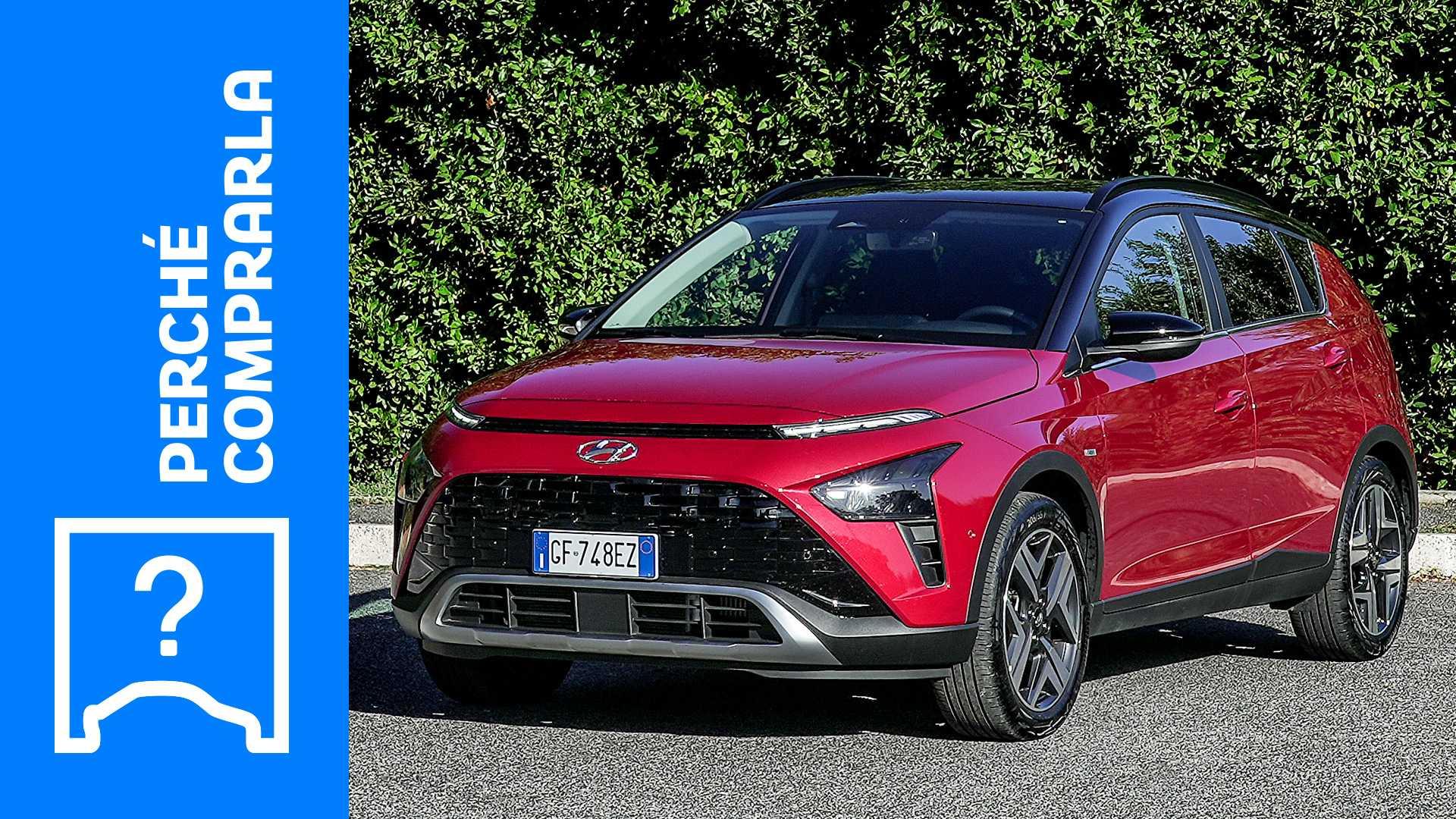 Hyundai Bayon (2021), perché comprarla e perché no