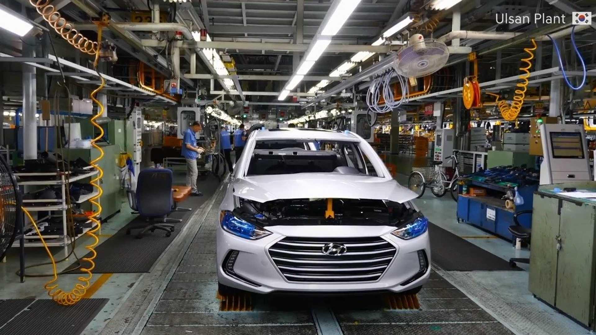 Hyundai inizierà a produrre i chip da sola